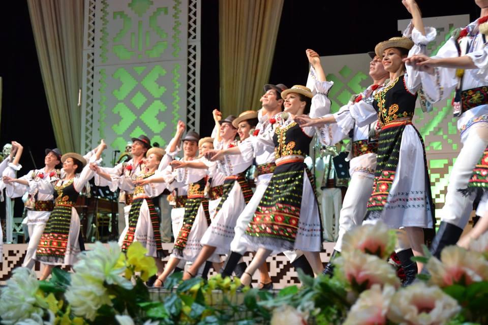 Картинки молдавские танцы
