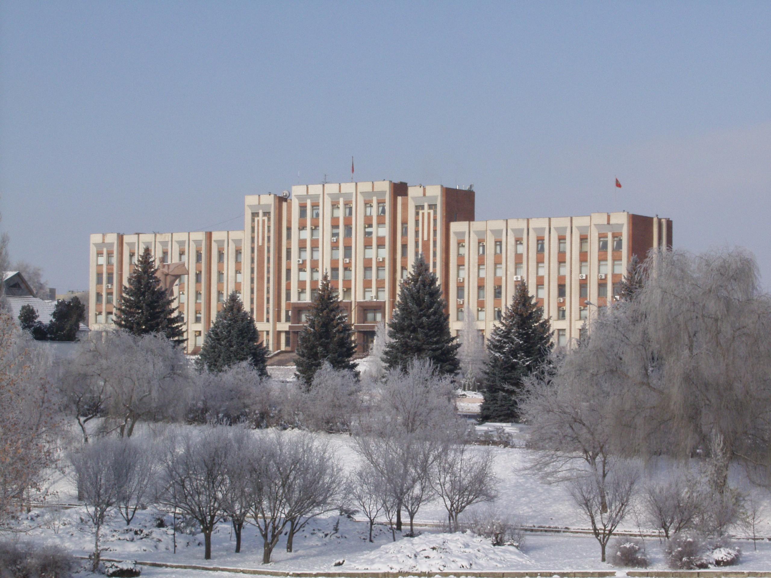 Зима в тирасполе фото 5