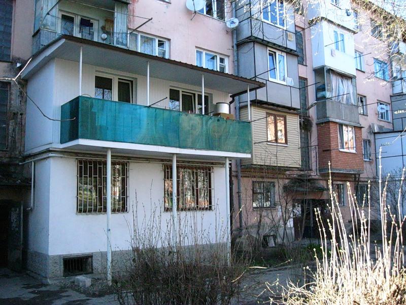 Балкон относится к жилому..