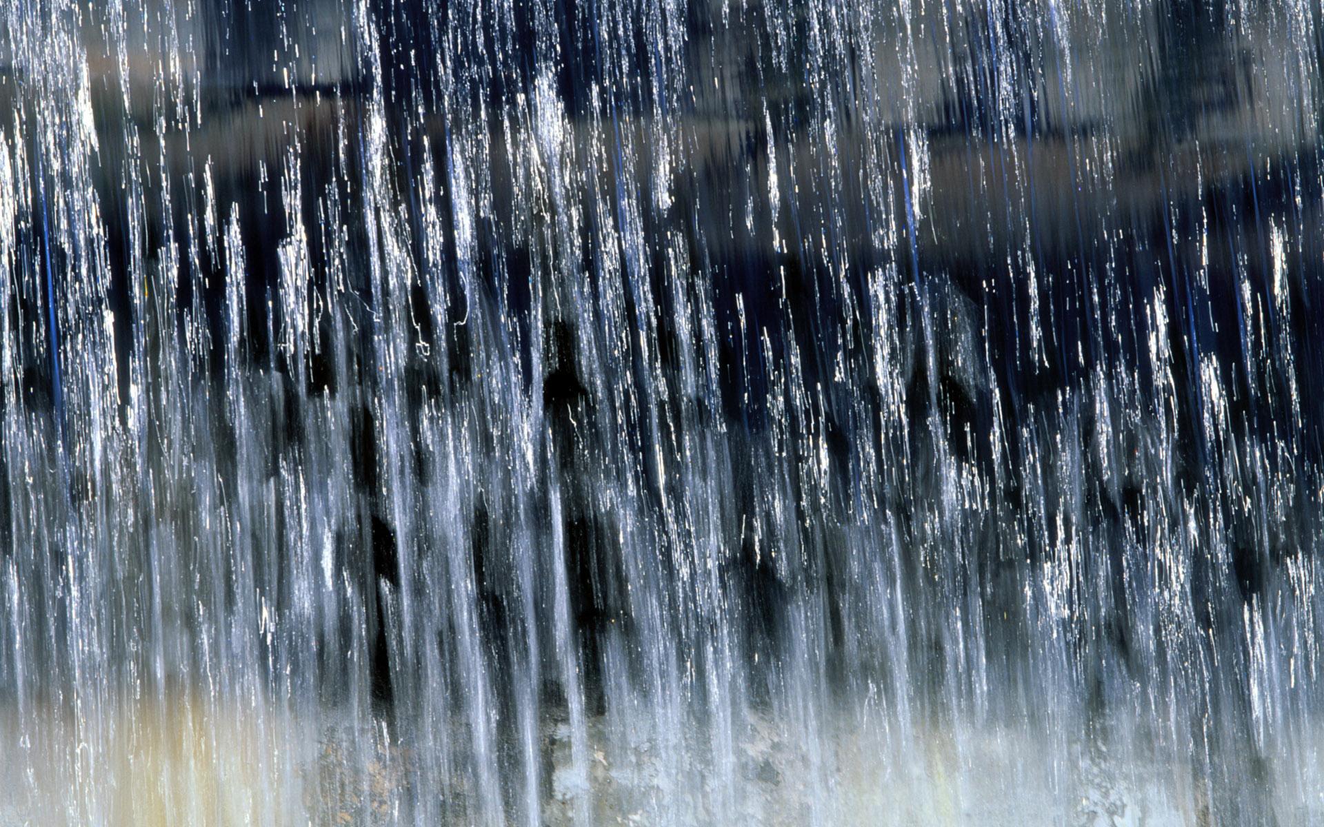 Картинки про дождь красивые