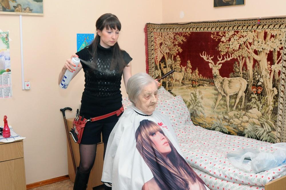 Работа парикмахером в доме престарелых дома для престарелых в подмосковье недорого