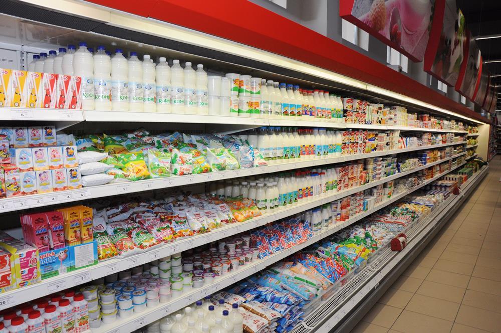 Стоимость продовольственных товаров в Приднестровье