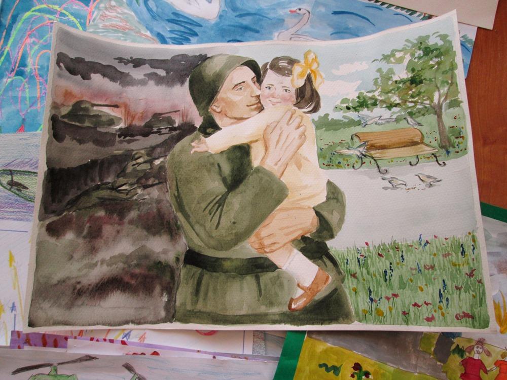 рисунок на тему помнит мир спасенный магазине