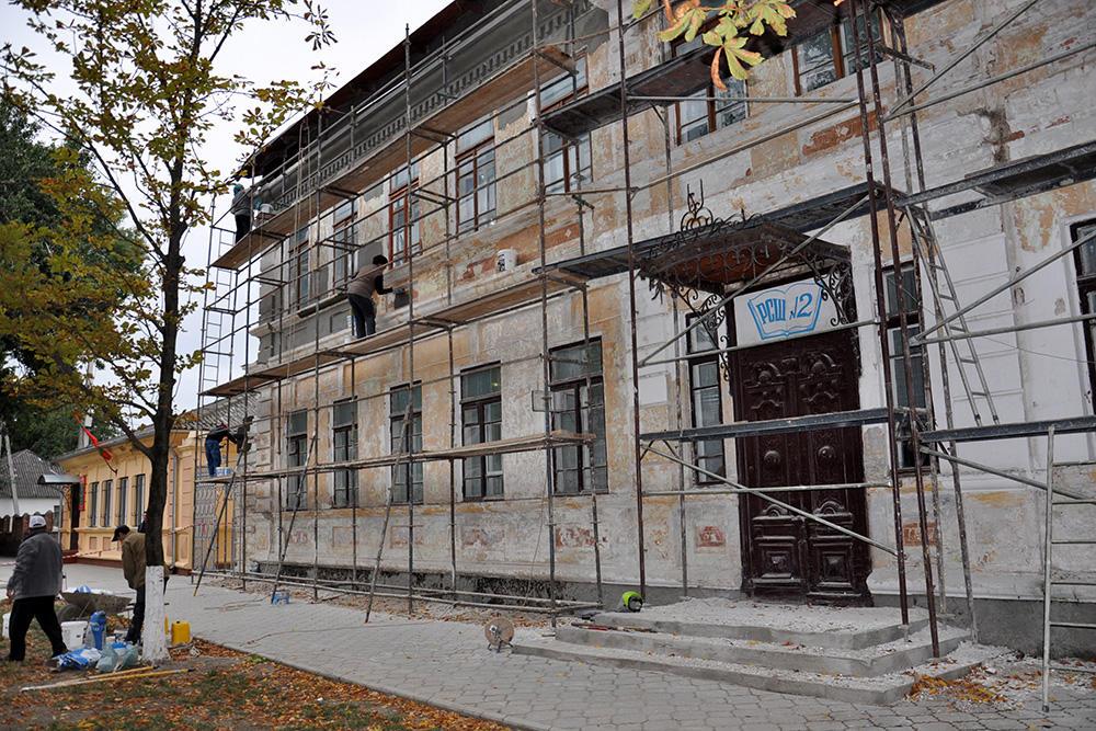 Строительство в Приднестровье
