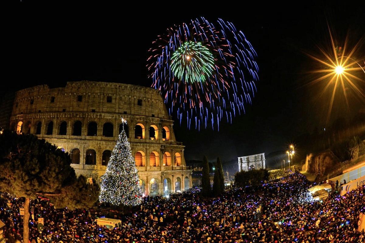Италию как встречают новый год