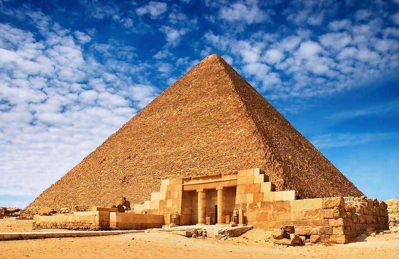 Пирамида Хеопса оказалась «концентратором» радиоволн | Новости Приднестровья