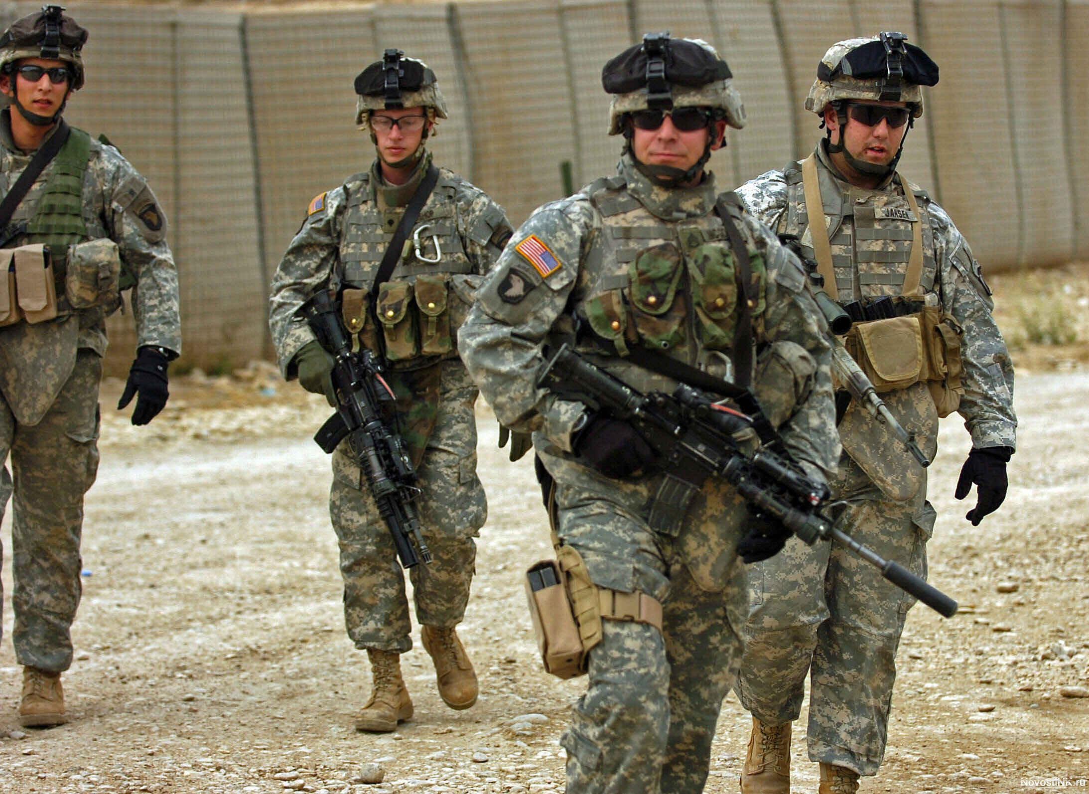 США хотят повысить плату за размещение своих войск в других странах | Новости Приднестровья