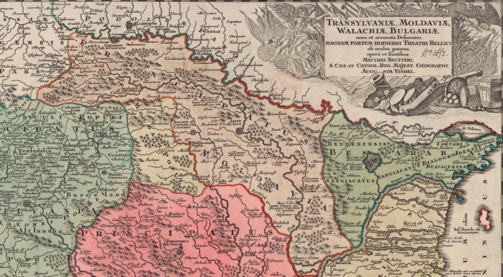 Карта Веселиновского Района