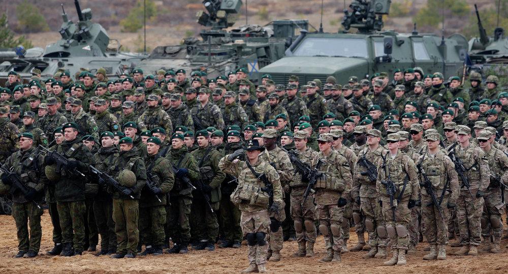 НАТО ползет на Восток