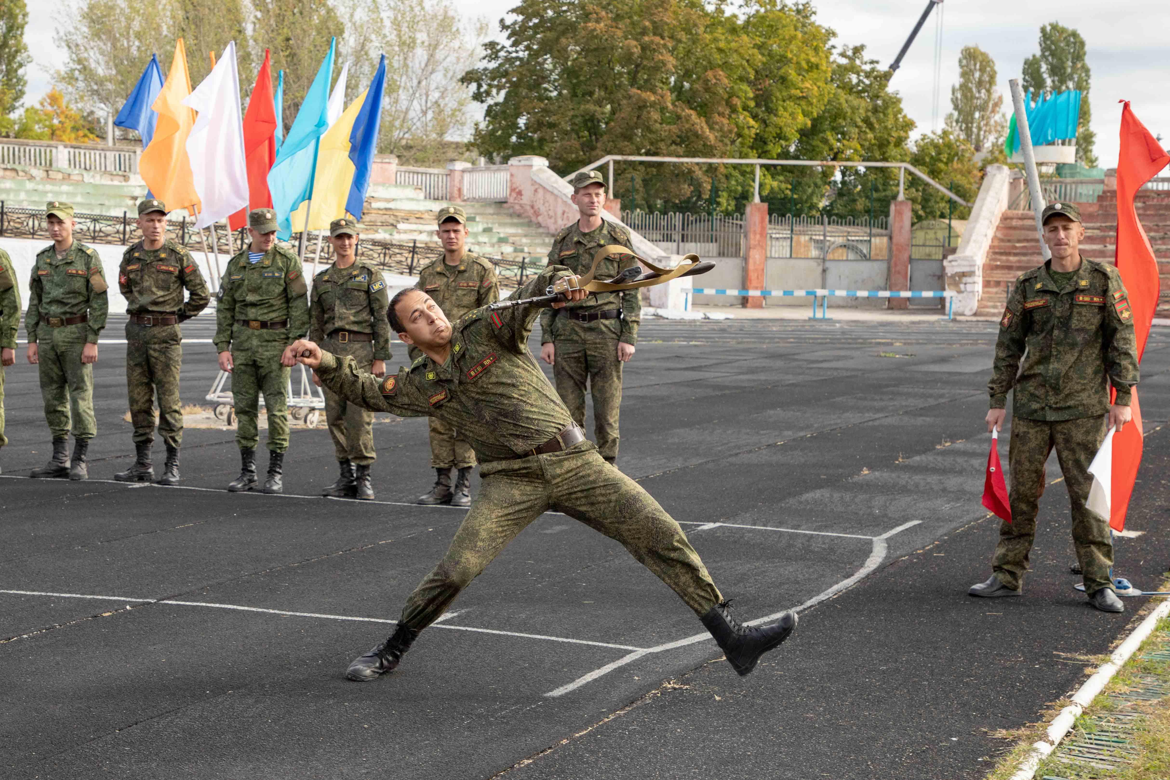 Спорт в армии картинки