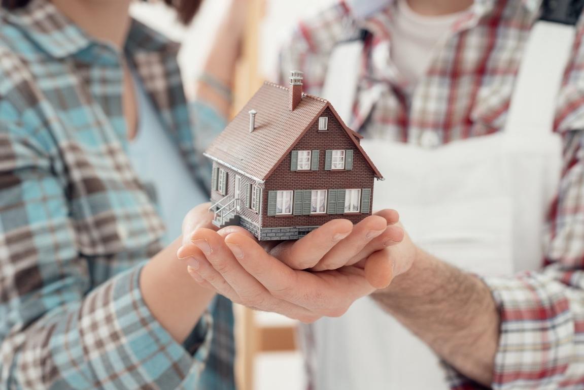Семьям с детьми планируется выдавать льготные кредиты на строительство частных домов
