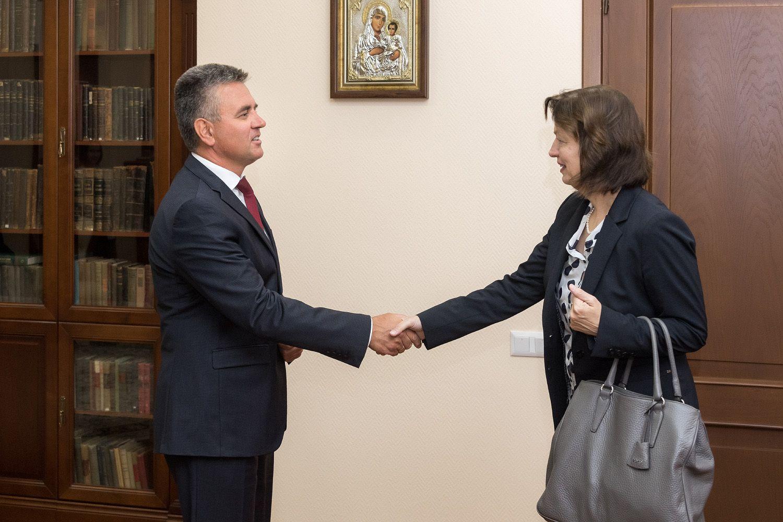 Посол Германии в Приднестровье