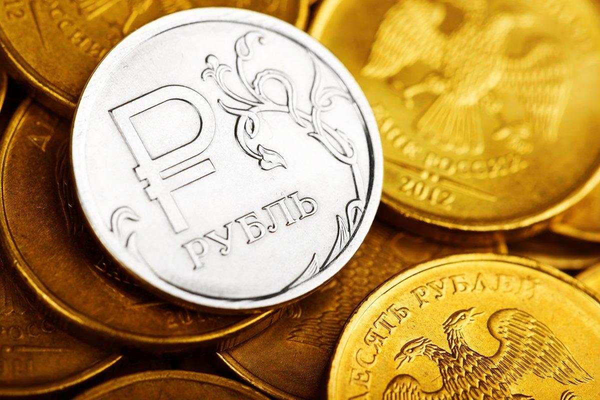 картинка валюта россии находится
