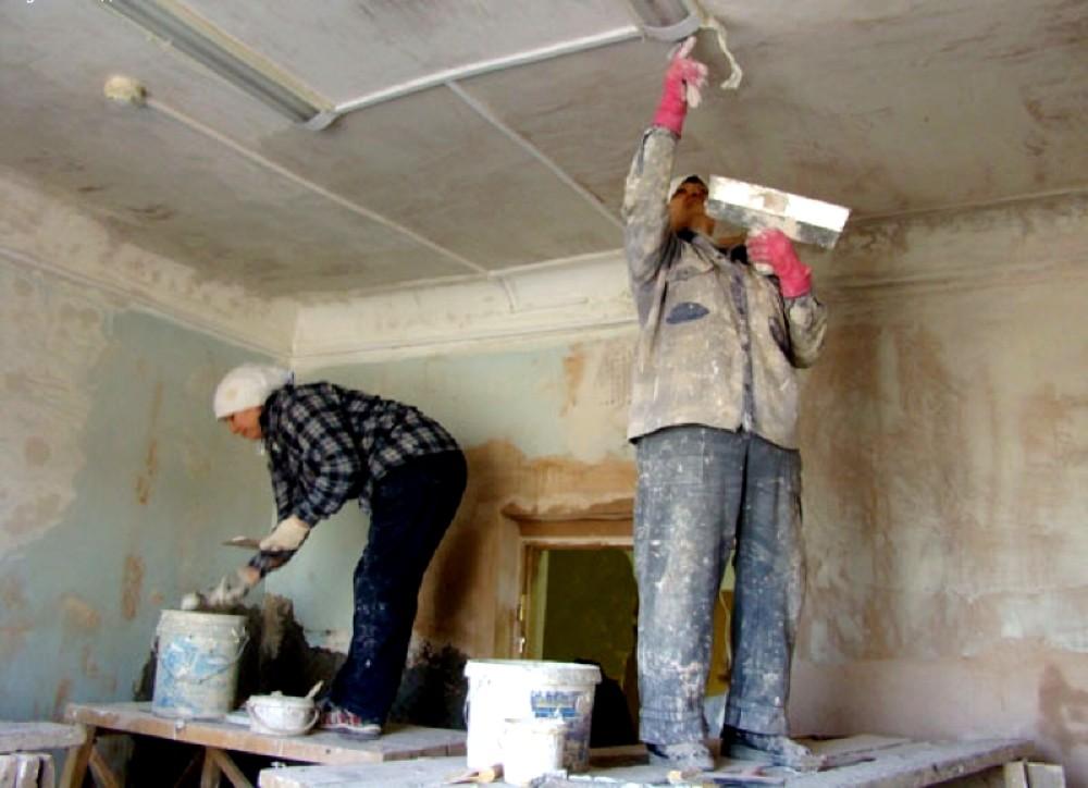 В строящейся в щукине поликлинике завершаются отделочные раб.