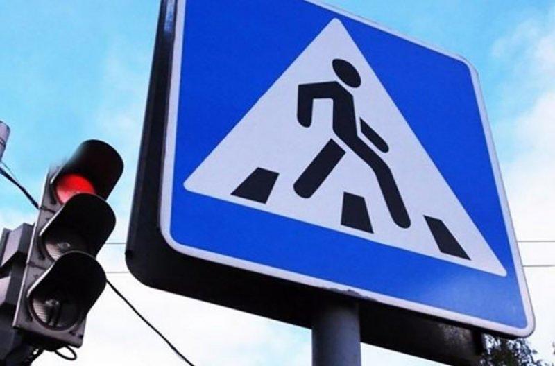 100 новых пешеходов в Алматы