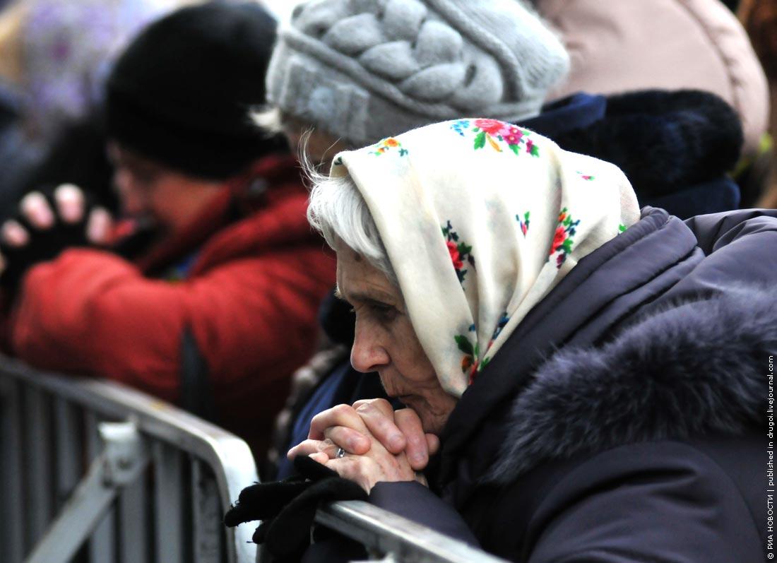 Украинцам разрешили получать пенсии независимо от прописки
