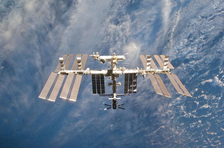Роскосмос согласился не прекращать свою работу МКС в 2018 году