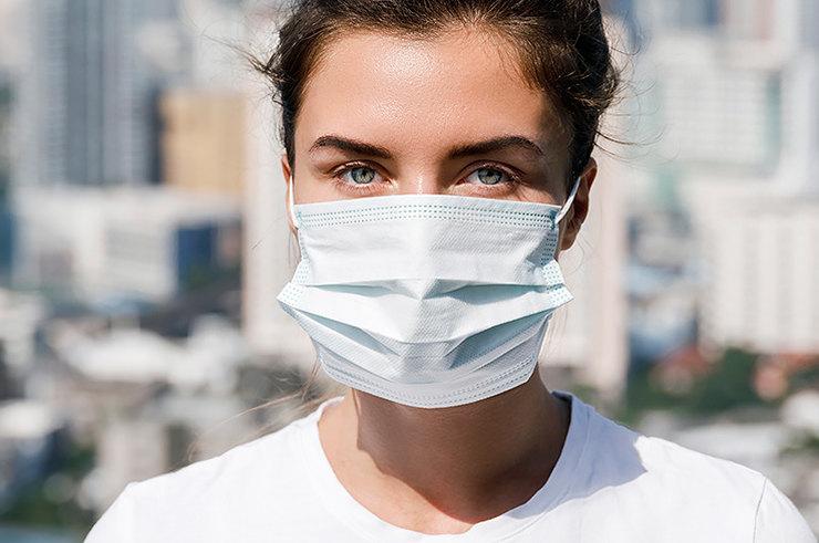 ВОЗ рассказала, как правильно носить медицинские маски   Новости ...