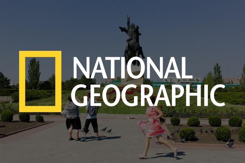 National Geographic готовит новый материал о Приднестровье