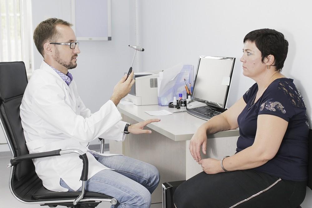 Невролог что смотрит у взрослых