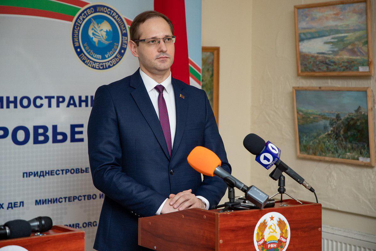 Игнатьев: Действия Молдовы не находят рационального объяснения