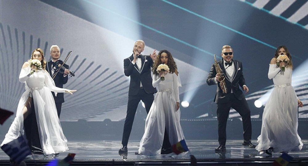 Если ищете песня с которой выступала молдова на евровидении них