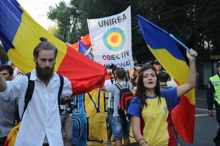 Бухарест против Кишинева