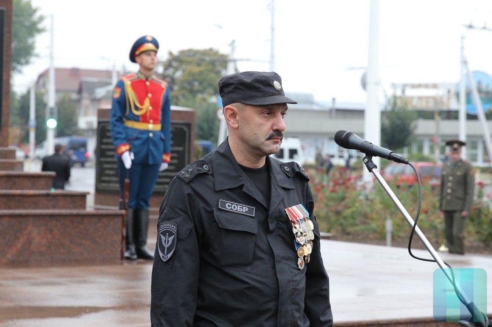 Русский полковник, награжденный Шевчуком, схвачен идепортирован изРМ на15 лет