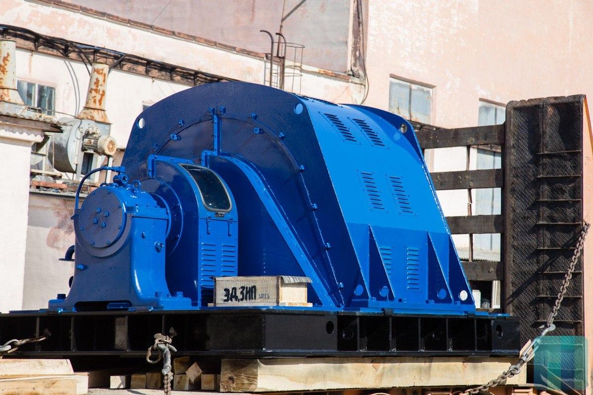 Спецзаказ из Европы: РФ получила гигантский двигатель весом более 18 тонн
