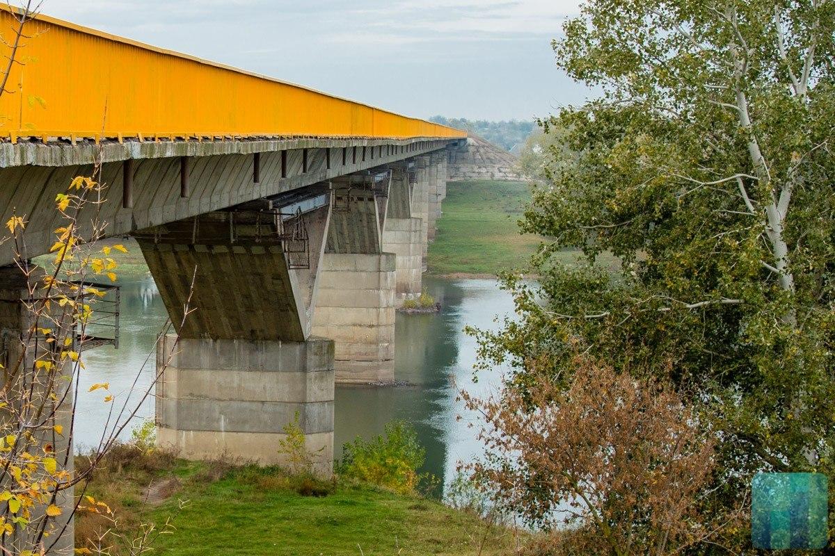 Мост между селами Гура Быкулуй иБычок откроют доконца ноября