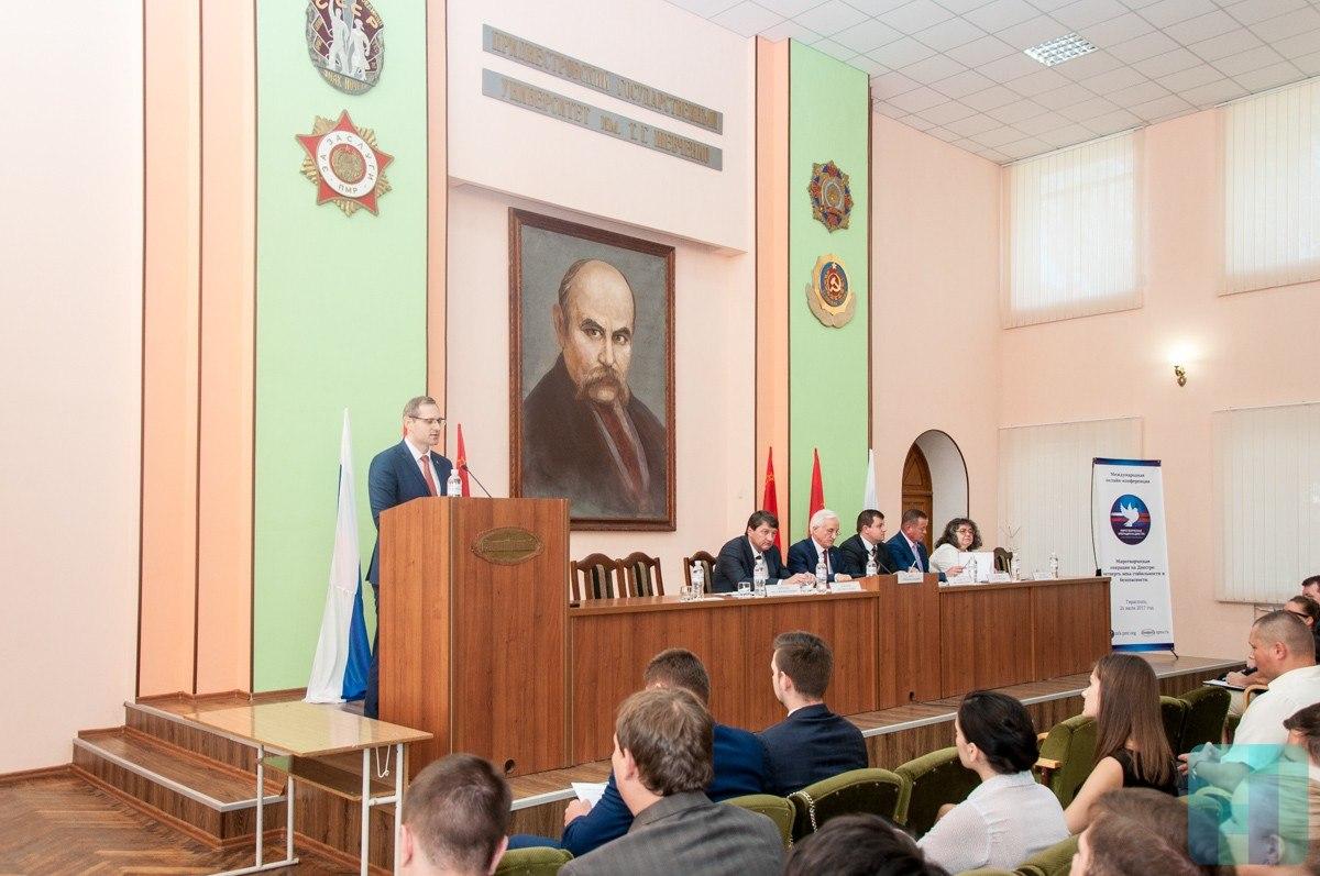Президенту Молдовы довелось отложить встречу сглавой Приднестровья