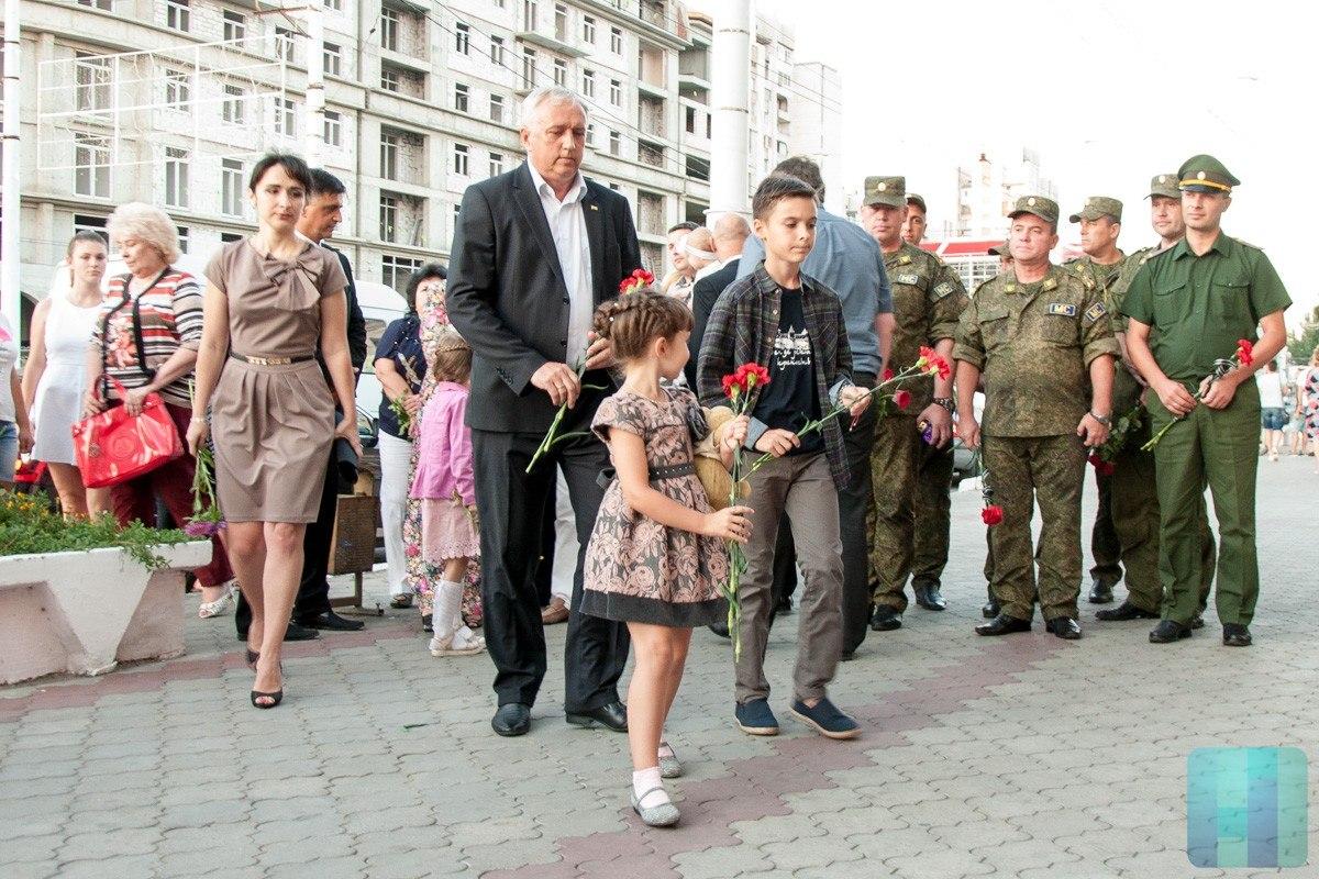 ВРФ поговаривают овысадке русского десанта вОдесской области