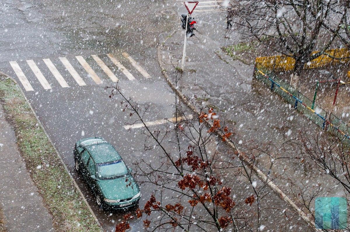 Снег сдождем ипорывистый ветер ожидаются в Беларуссии 16декабря