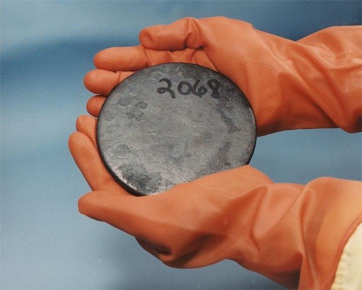 США впервый раз за30 лет получили плутоний-238 неиз Российской Федерации