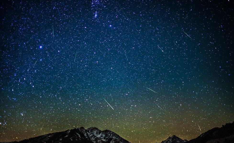 Всередине зимы украинцы смогут наблюдать метеорный поток Квадрантиды