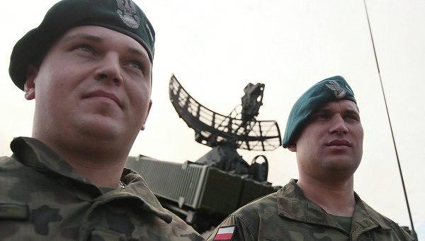 Президент Польши одобрил отправку войск вИрак иКувейт
