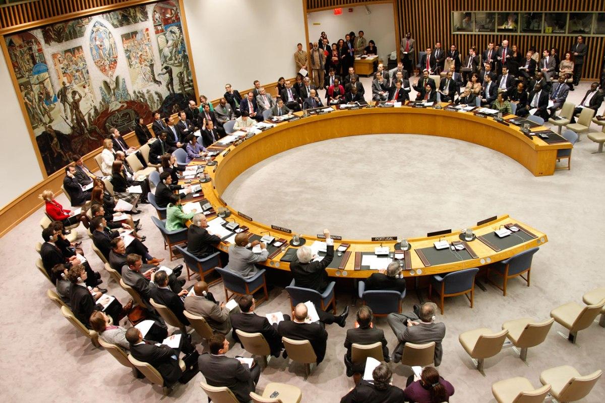 Генассамблея ООН избрала 4 страны непостоянными членами Совбеза ООН