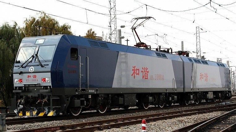 Новый железнодорожный маршрут открыт между Китаем иКалужской областью