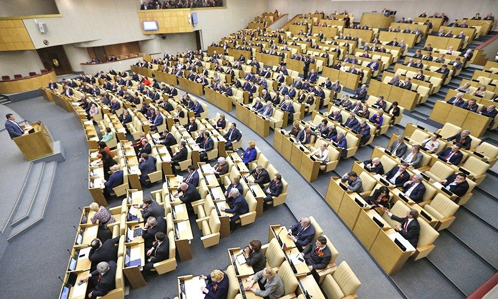 В государственной думе  распределили посты управляющих  комитетов