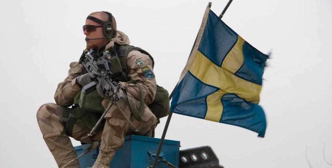 Швеция решила вернуть призыв вармию для мужчин иженщин