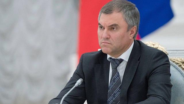 Толстой, Лебедев иЯровая стали вице-спикерами Государственной думы