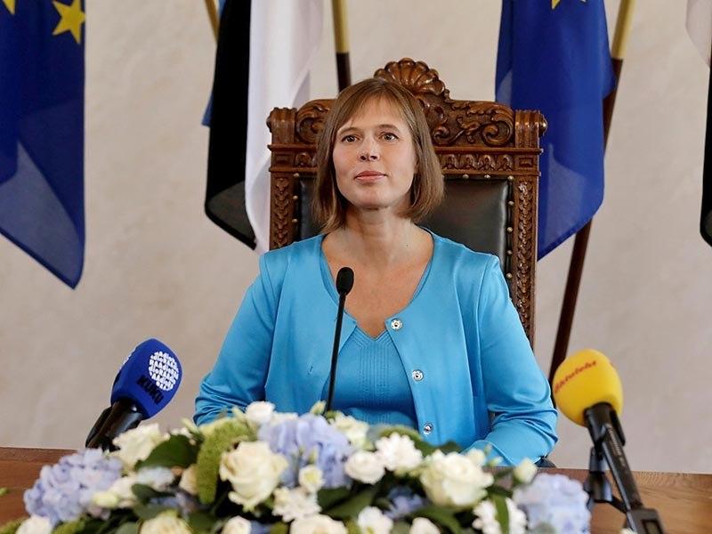 ВЭстонии напост президент нашелся единственный претендент