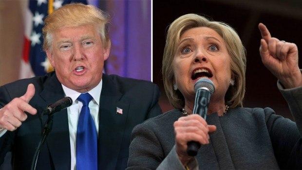 Опрос ABC продемонстрировал сокращение разрыва между Клинтон иТрампом до2%