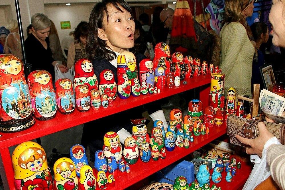 Российский фестиваль открылся вЯпонии