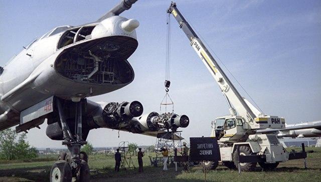 Руководство Украины предложило денонсировать соглашение сРФ овозврате авиатехники