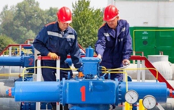 Украина значительно сократила импорт газа