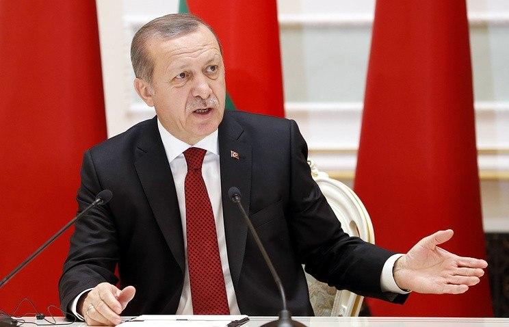 Эрдоган объявил о вероятном проведении референдума овступлении в EC