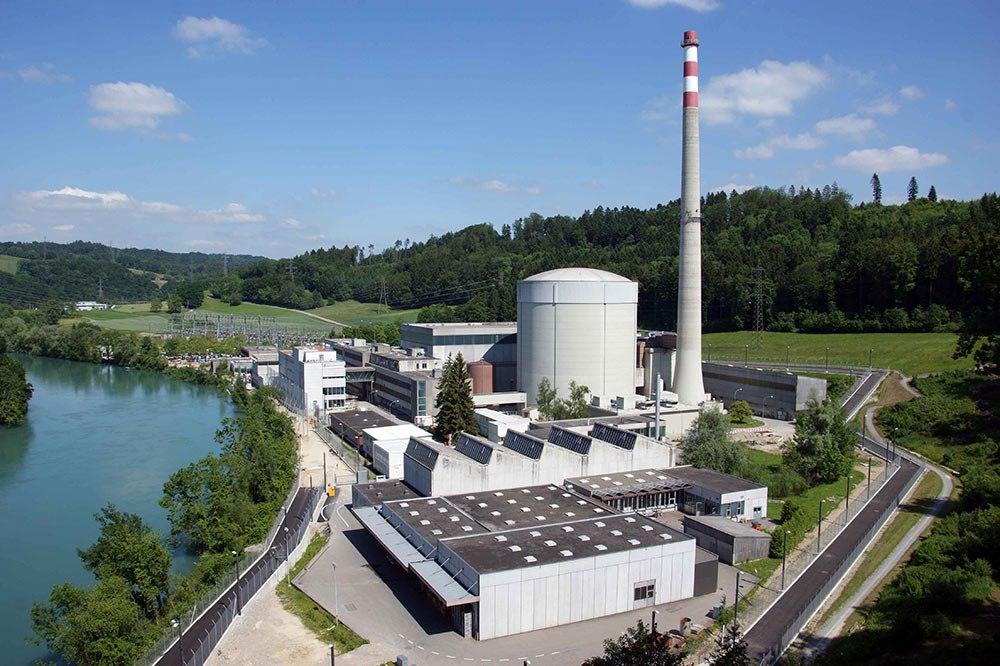 Швейцарцы неподдержали закрытие АЭС страны