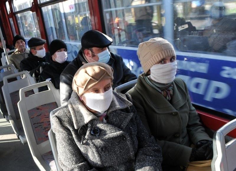 ВКировской области впервый раз засезон зафиксирован случай гриппа