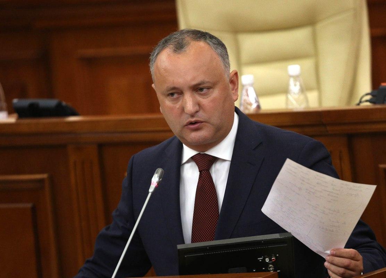 Президент Молдавии предложил увидеться лидеру Приднестровья